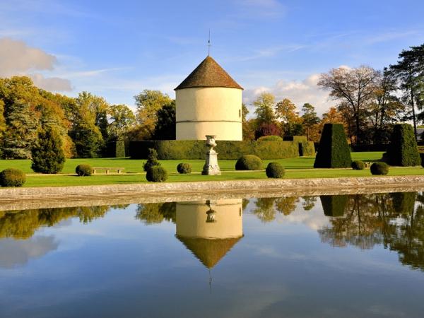 Le château de Bévilliers-Breteuil au moyen-âge