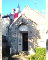 Eglise Saint Germain de Maincourt-sur-Yvette