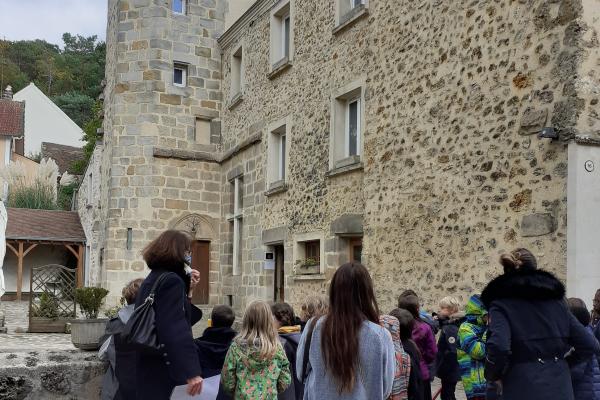 Visites Scolaires Chevreuse et Breteuil