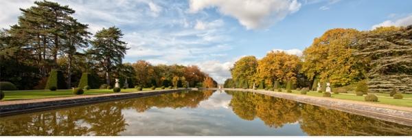 Visite guidée du parc et des jardins  de Breteuil