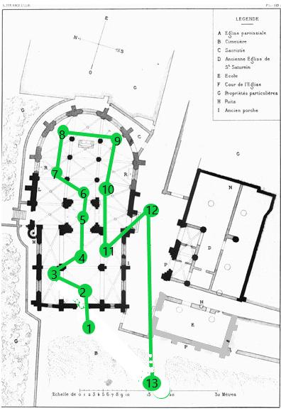 L'attribut alt de cette image est vide, son nom de fichier est Chevreuse-plan-église-circuit-JEDP-2021.png.