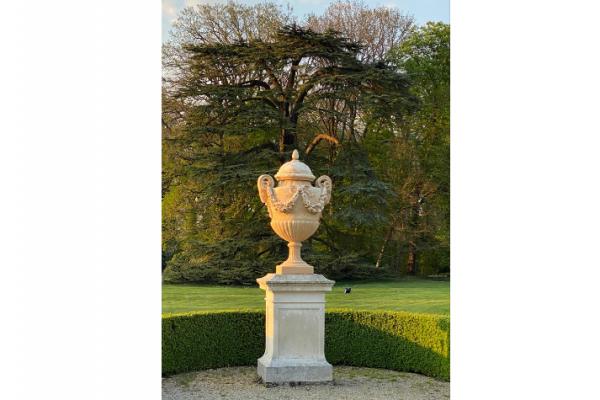Les Jardins de Breteuil sont ouverts!