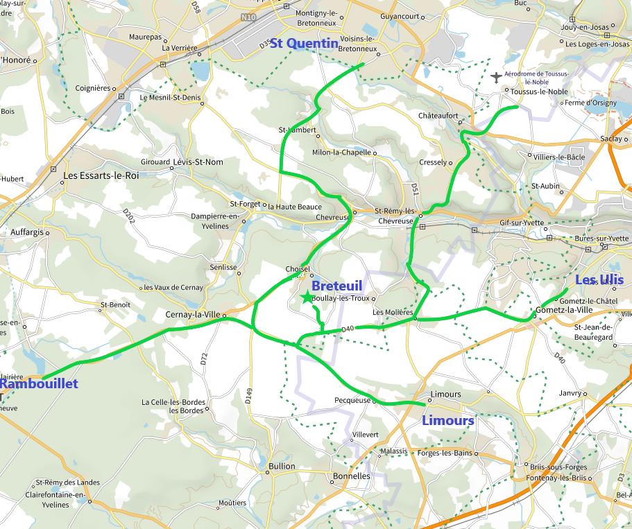 L'attribut alt de cette image est vide, son nom de fichier est carte-1-134000-IGN-routes-St-Quentin-les-Ulis-Limours-Rambouillet-1.png.