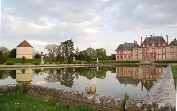 Promenade parc et jardins de Breteuil