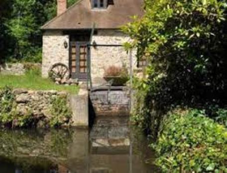 Les histoires s'égrènent  au petit moulin des Vaux de Cernay