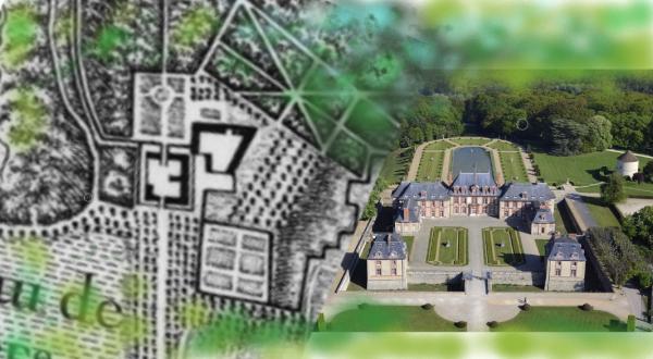 Visites spéciales Architecture et Jardins de Breteuil