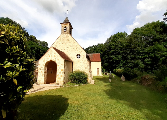 Eglise de Saint-Forget
