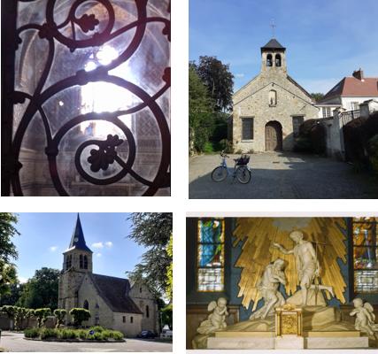 Patrimoine religieux en vallée de Chevreuse JEdP21